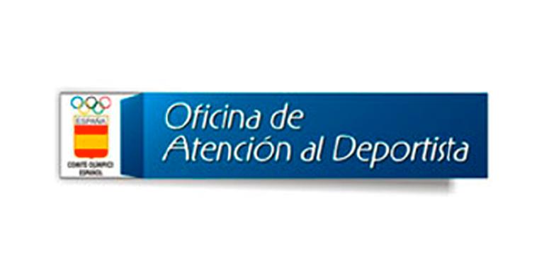"""La Oficina de Atención al Deportista (OAD) es un servicio del Comité Olímpico Español, en colaboración con el Consejo Superior de Deportes y otras instituciones, para prestar información, orientación y soluciones al deportista.   <a href=""""https://www.oad.es/"""" target=""""_blank"""">Más Información</a>"""