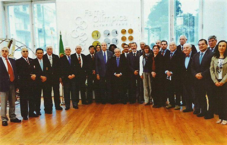 Acuerdo inicial para la creación de la Asociación con asistencia de cinco países compromisarios (Argentina, Ecuador, España, Perú y Portugal).